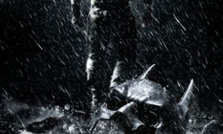 New teaser poster for THE DARK KNIGHT RISES!
