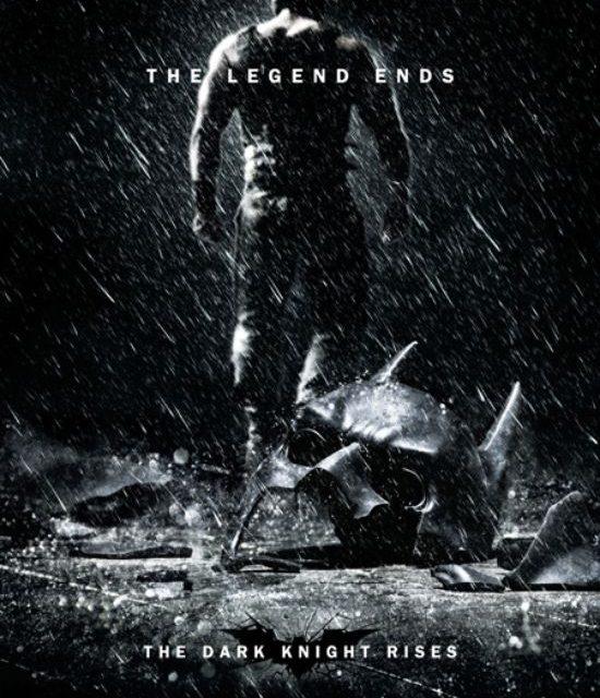 New teaser poster for THE DARK KNIGHT RISES!