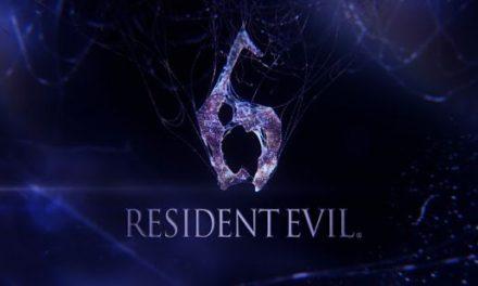RESIDENT EVIL 6 confirmed!