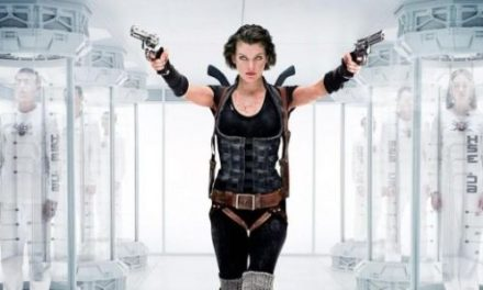 RESIDENT EVIL: RETRIBUTION Movie Trailer