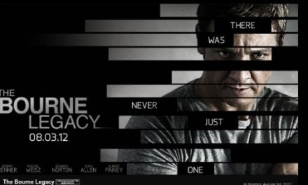 THE BOURNE LEGACY movie trailer hit the web