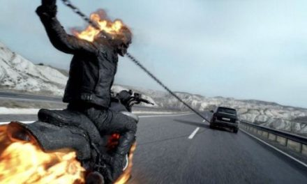 GHOST RIDER: SPIRIT OF VENGEANCE Movie Review