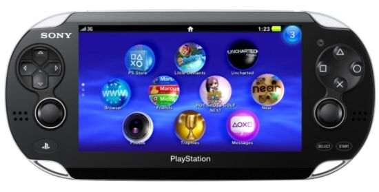 Sony Playstation Vita launches today