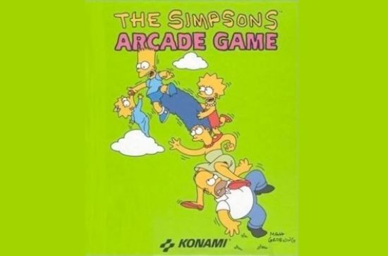THE SIMPSONS ARCADE GAME comes to XBLA and PSN!