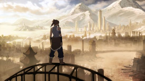 First Official Trailer for THE LAST AIRBENDER: LEGEND OF KORRA
