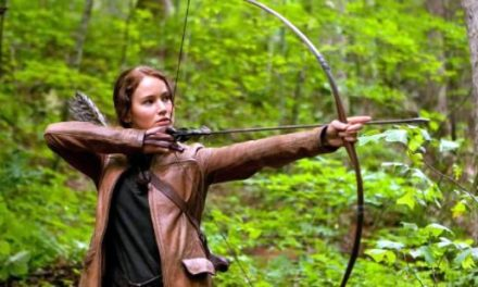 THE HUNGER GAMES Movie Review