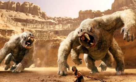 Movie Review: JOHN CARTER