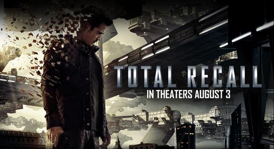TOTAL RECALL remake gets a sweet ass trailer!