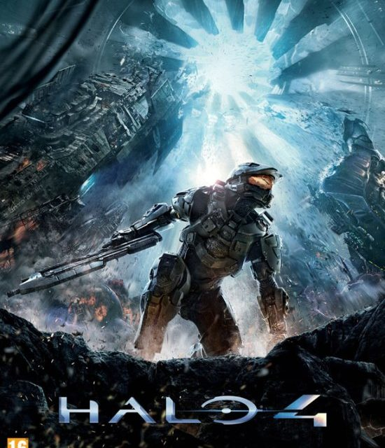 Official HALO 4 Box Art Revealed!