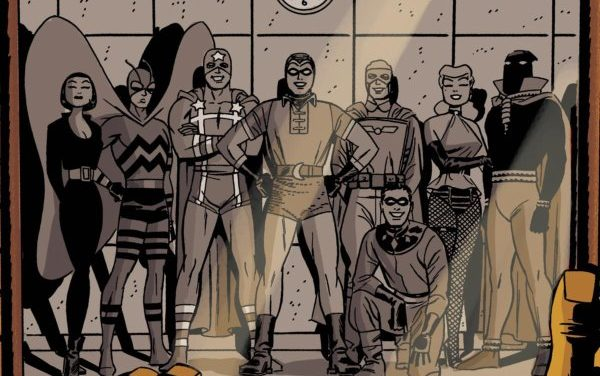 MINUTEMEN #1 Review