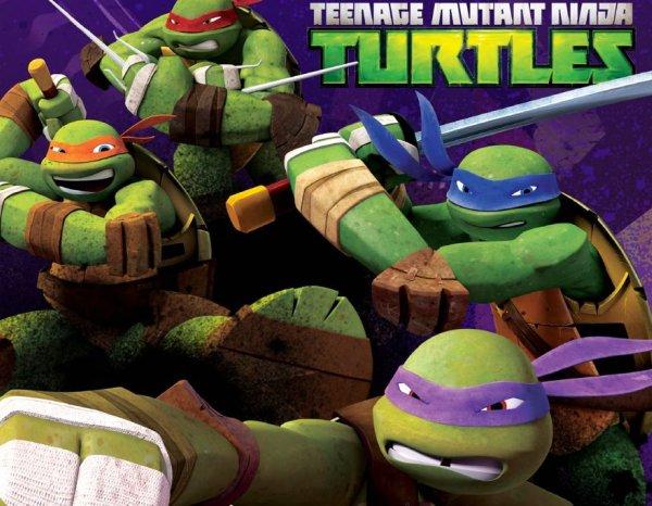 First Trailer For Nickelodeon's TEENAGE MUTANT NINJA TURTLES Reboot