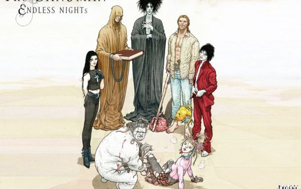 New SANDMAN Story Announced