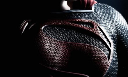 New MAN OF STEEL Poster Revealed at San Diego Comic-Con