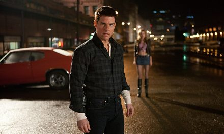 First Trailer For JACK REACHER Starring Tom Cruise