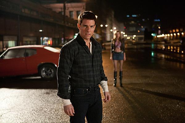 First Trailer For JACK REACHER Starring Tom Cruise