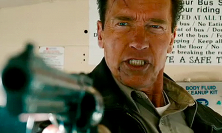 He's Back! THE LAST STAND Movie Trailer
