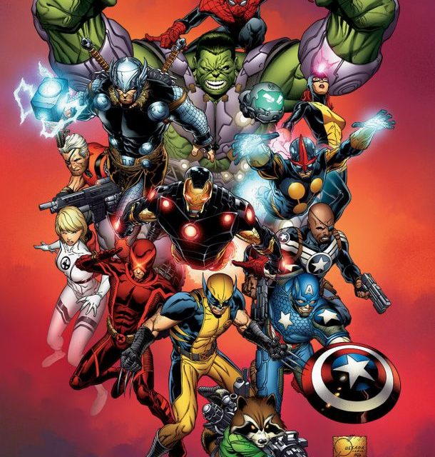 The Marvel NOW! Relaunch Heats Up With New Details