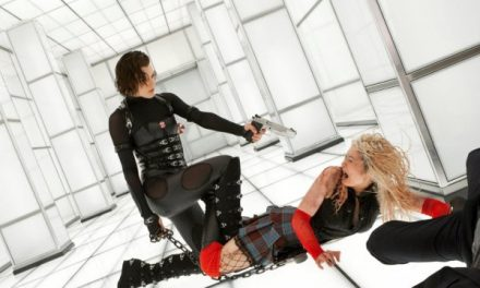RESIDENT EVIL: RETRIBUTION Movie Review