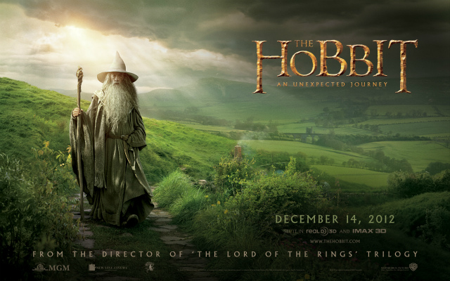 The Hobbit: An Expected Second Trailer