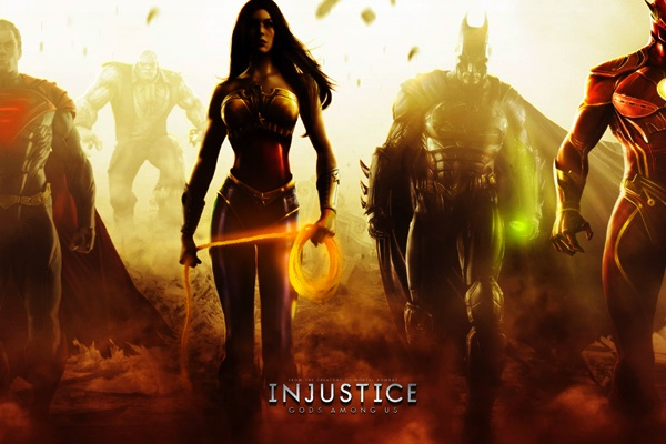 Impressive Trailer for DC's New Fighting Game INJUSTICE: GODS AMONG US