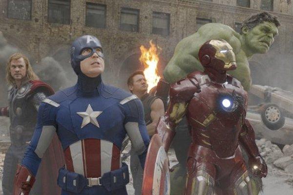 Top 5 Summer Blockbusters of 2012