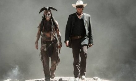 Johnny Depp's THE LONE RANGER gets a teaser