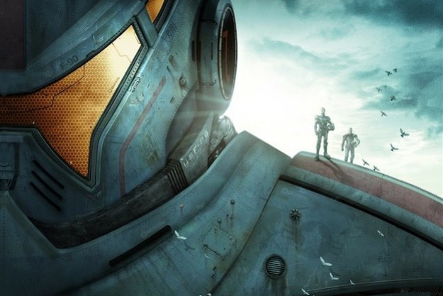 The PACIFIC RIM Trailer is Here and it Owns!