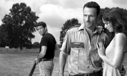 AMC to Air Episodes of THE WALKING DEAD in Black and White
