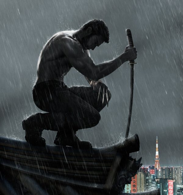 THE WOLVERINE Gets a Cool New Poster AND Jackman Confirmed for FIRST CLASS Sequel!