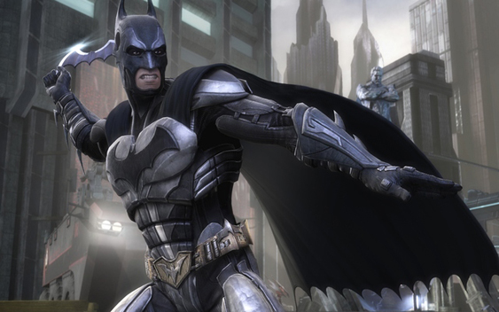 DC's INJUSTICE: GODS AMONG US Video Game Gets a Prequel Comic Book Series