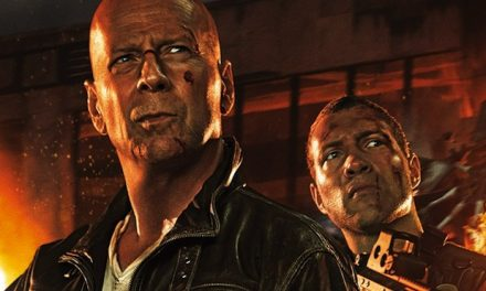 A GOOD DAY TO DIE HARD Movie Review
