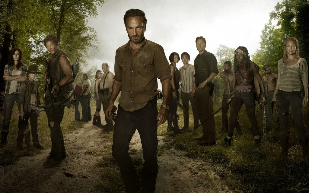 THE WALKING DEAD Season 3 Recap: Dinner with Zombies