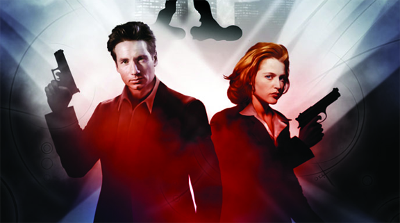 New THE X-FILES Series Coming From IDW Publishing