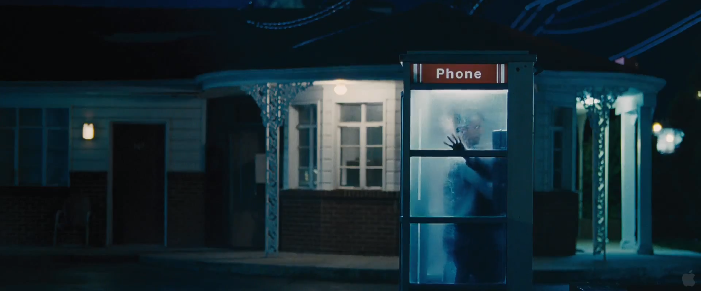 Stoker-Phonebooth