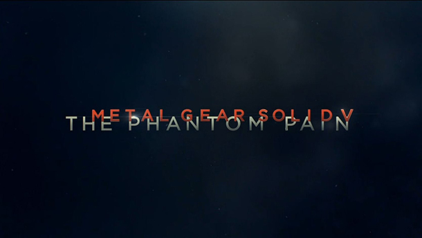 First trailer for METAL GEAR SOLID V: THE PHANTOM PAIN is revealed