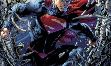 Scott Snyder and Jim Lee's New Book SUPERMAN UNCHAINED Revealed