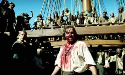 Starz's BLACK SAILS TV Trailer