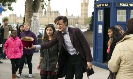 """DOCTOR WHO: """"THE BELLS OF SAINT JOHN"""" TV Review"""