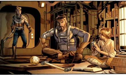 Dark Horse Comics to adapt George Lucas' Original STAR WARS Script