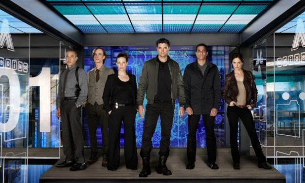 ALMOST HUMAN Could be TVs Next Best Sci-Fi