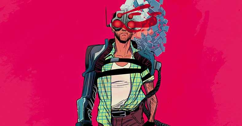 DC/Vertigo Announces Cool New Sci-fi On-Going Series COLLIDER