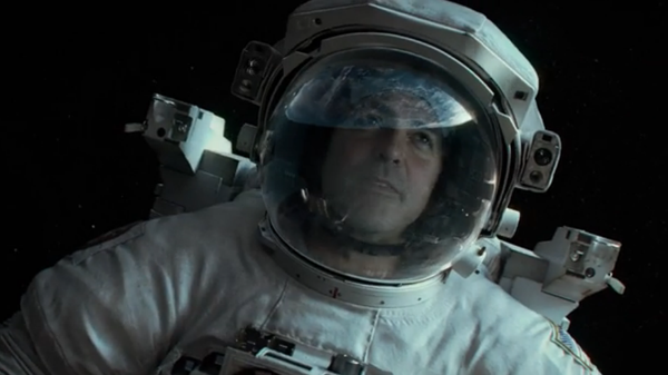 Finally a GRAVITY Movie Trailer