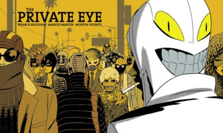 Hidden Gems: THE PRIVATE EYE Digital Comic Series