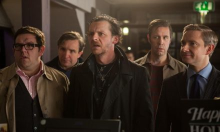 THE WORLD'S END Movie Trailer
