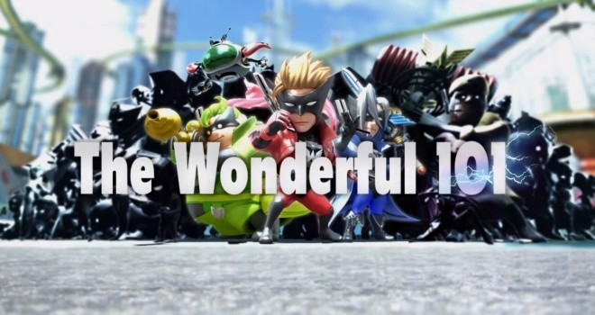 E3 2013: First Look at Nintendo's THE WONDERFUL 101