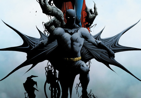 DC's BATMAN SUPERMAN #1 Hits Shelves This Week!