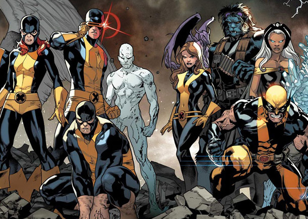 ALL-NEW X-MEN #1-5 Comic Book Review