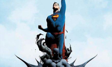 BATMAN/SUPERMAN #1 Comic Book Review