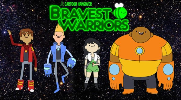 Hidden Gems: BRAVEST WARRIORS