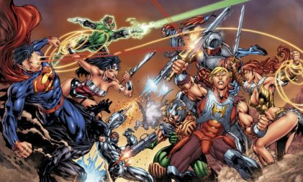 HE-MAN and Friends Meet the DC UNIVERSE